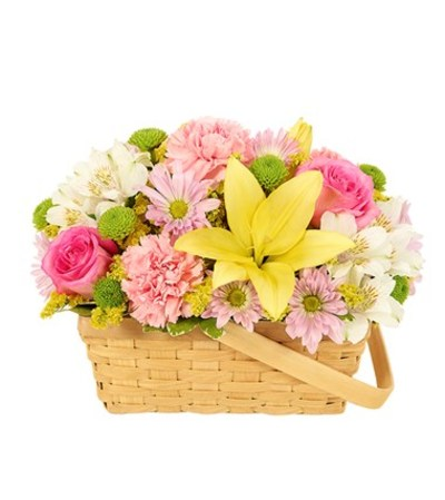 Joyful Moments Basket