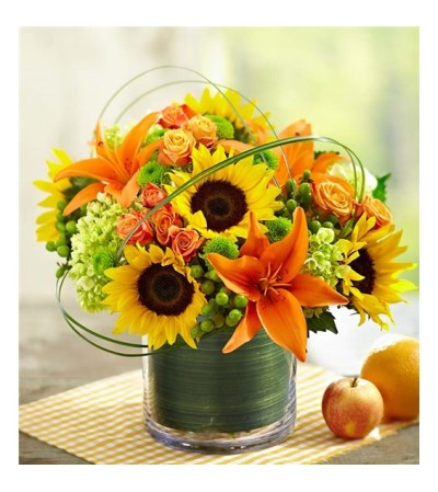 Sunrise Bouquet