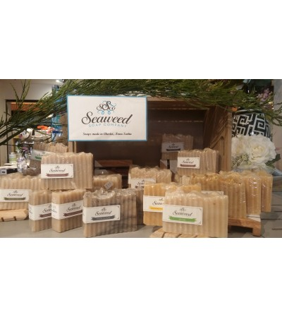 LOCAL SEAWEED SOAP