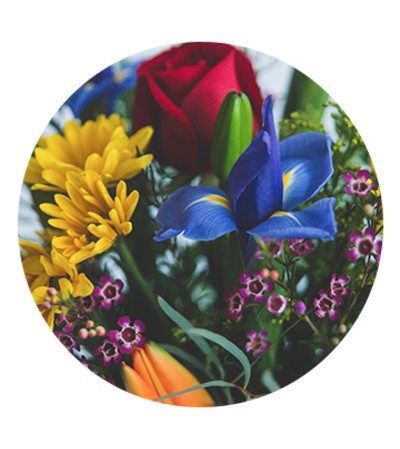 Garden Mix- Florist's Loose Bouquet