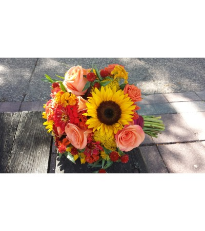Fall Splendor Bouquet