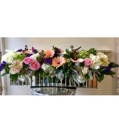 Mixed Floral Centerpiece