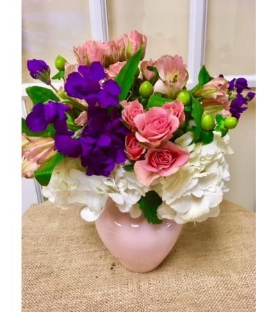 Pink & Purple Princess Bouquet