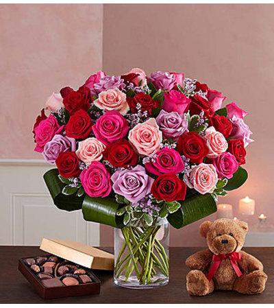 The Lavish Love  Bouquet