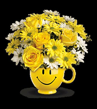 The Be Happy Mug