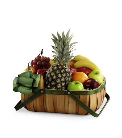 The Thoughtful Gesture™ Fruit Basket by FTD®
