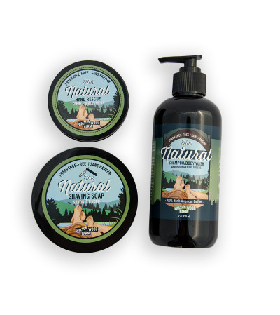 Walton Wood Farms Natural Collection