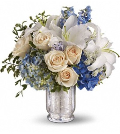 Ocean's Song Bouquet