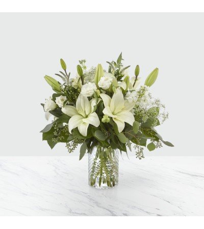 The Alluring Elegance Bouquet