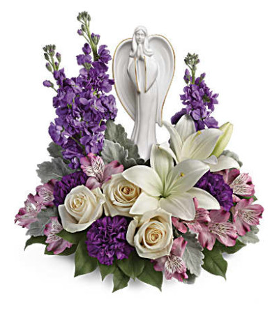 The Beautiful Heart Bouquet