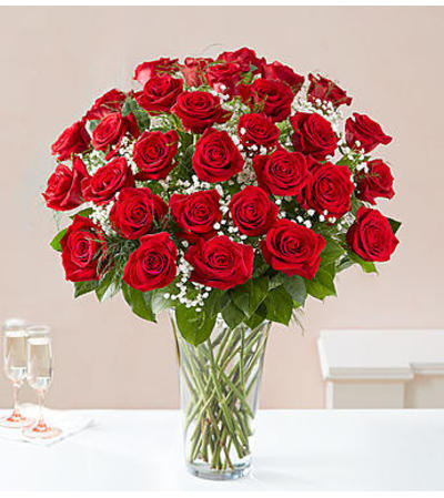 Ultimate Rose Elegance 24, 36, 48 Long Stem