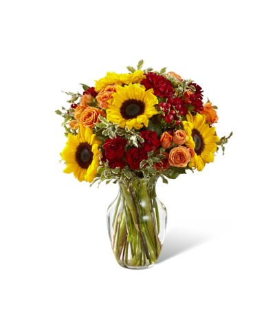 Fall Frenzy™ Bouquet by FTD