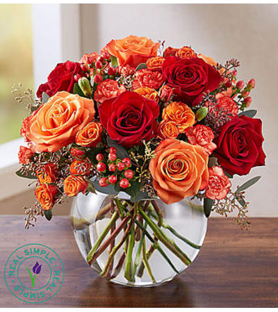 1800 Flowers Autumn Medley™ by Real Simple®