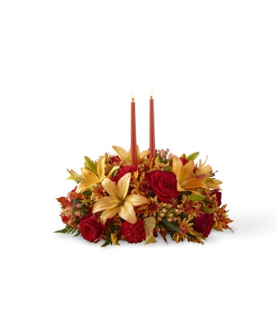 Bright Autumn™ Centerpiece by FTD