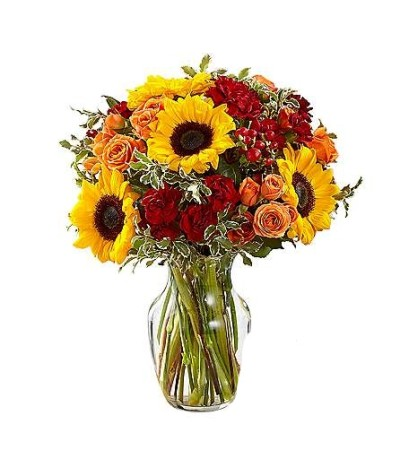 THE FALL FRENZY BOUQUET