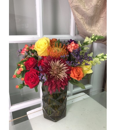Bright and Fun Bouquet