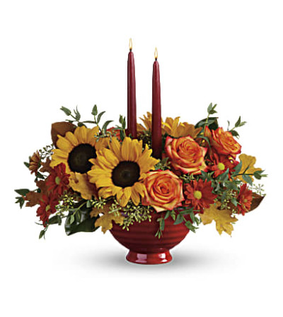 TF Earthy Autumn Centerpiece