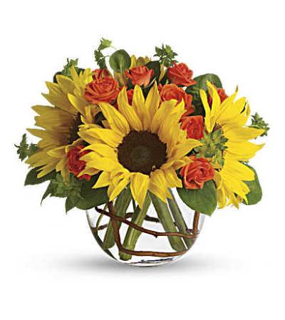 Sunny Sunflowers Bqt