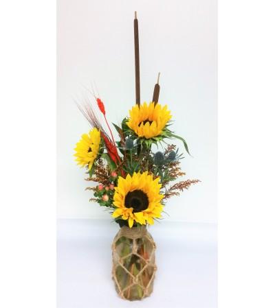 Sue's Sunny Sunflowers
