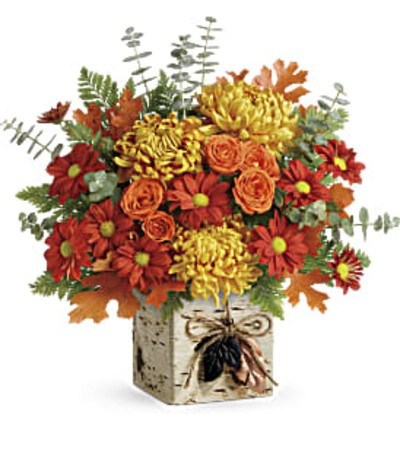 Rugged Autumn Bouquet