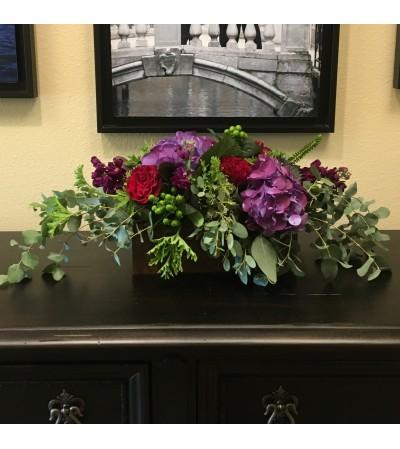 Designers Choice Fall Floral Arrangement