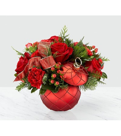 FTD Christmas Magic Bouquet