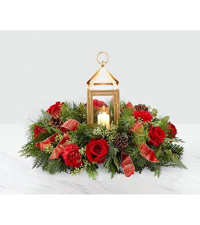 FTD Beautifully Bright Centrepiece 2018