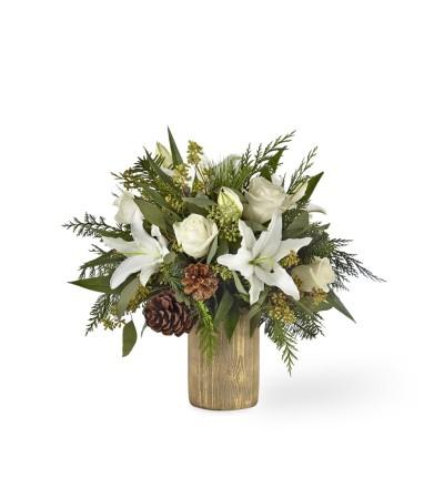 TCG FTD Joyous Greetings Bouquet