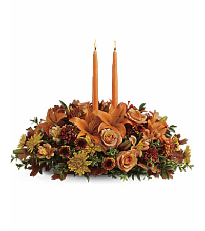 Family Gathering Centerpiece T169-1