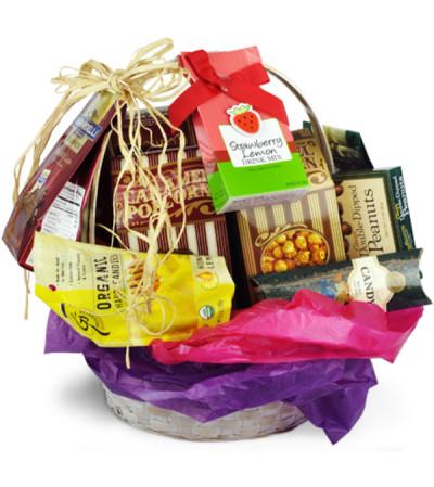 Sweet Treats Basket
