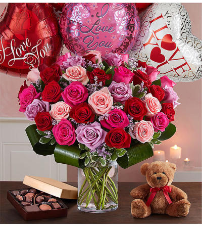 Your Lavish Love Bouquet
