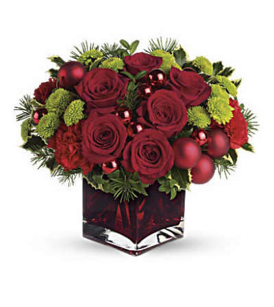 Teleflora's Merry and Bright