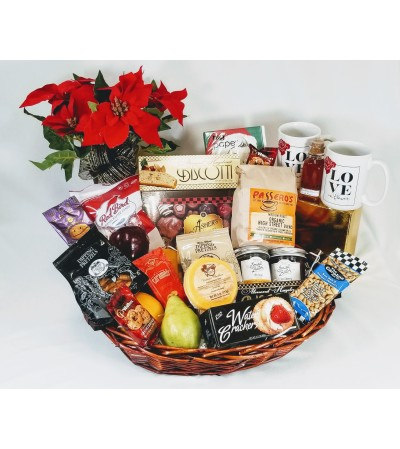 Glad Tidings Basket