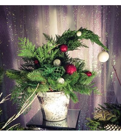 Christmas Grinch Tree