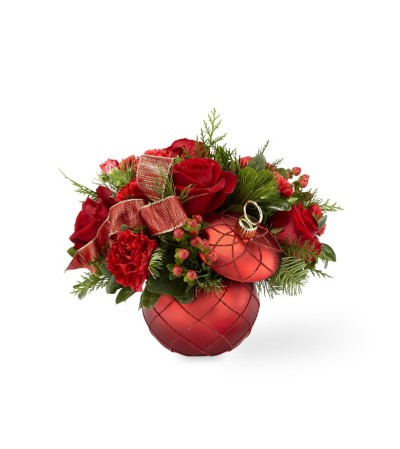 The FTD Christmas Magic™ Bouquet