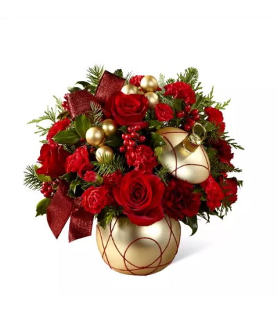 FTD® Holiday Delights™ Bouquet 2016