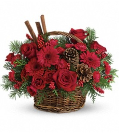 A Basket of Berries & Spice