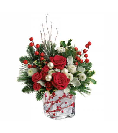 Teleflora Winterberry Kisses Bouquet