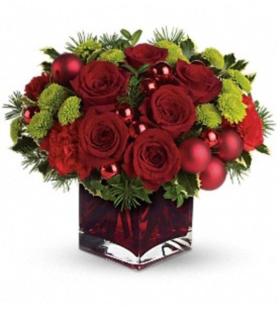 Merry and Bright Arrangement