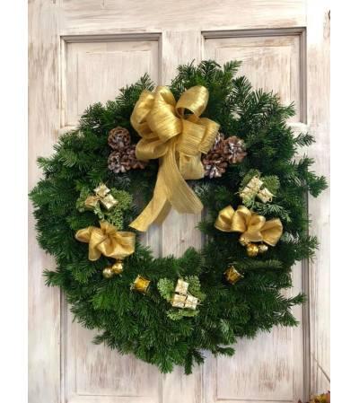 Fresh Pine Wreath