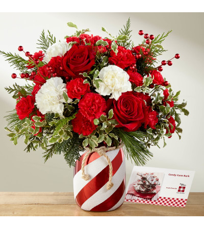 FTD® Holiday Wishes™ Bouquet by Better Homes & Gardens®