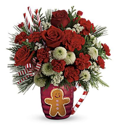 Winter Sips Bouquets