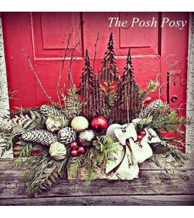 Rustic Christmas Keepsake