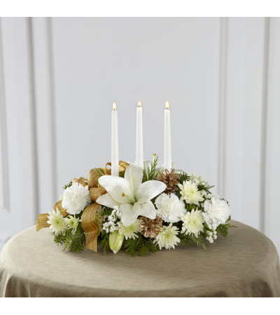 Seasons Glow Centerpiece