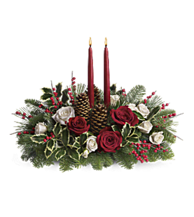 ATC Christmas Wishes Centerpiece