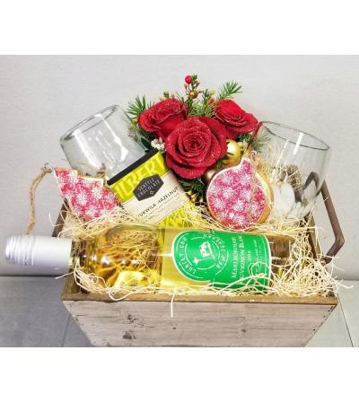 Blooming Wine Box - Sauvignon Blanc