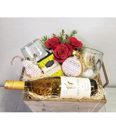 Blooming Wine Box - Pinot Noir