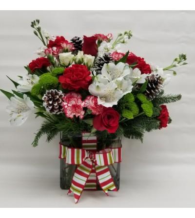 Box Christmas Present