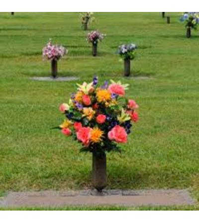 DESIGNERS CHOICE - Grave Site Floral