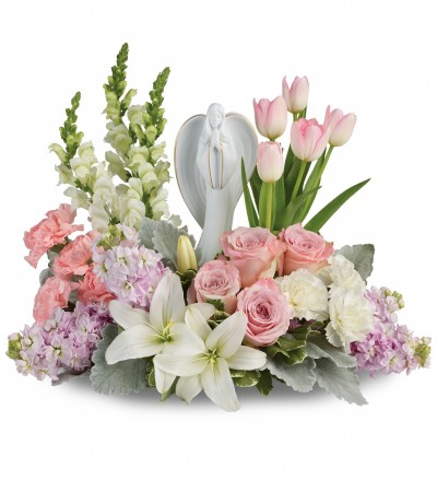 Teleflora Garden of Hope Bouquet